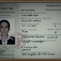 Obtenir un certificat de travail