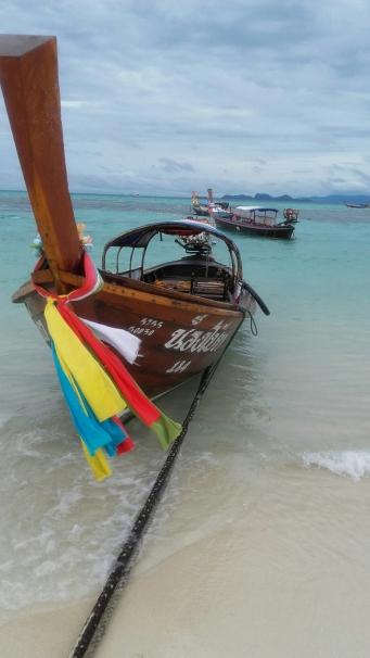 Koh Lipe - boat