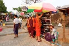 Golden rock myanmar 9