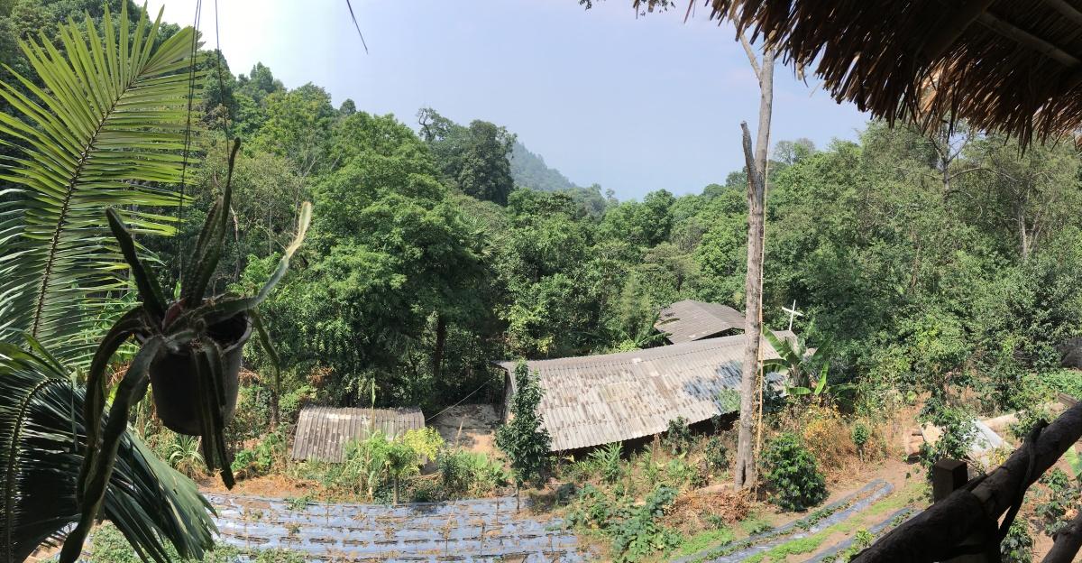 Thailande - au Nord-Ouest de Chiang Mai: Doi Suthep, les villages Hmong & Co.