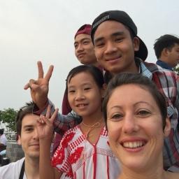selfies rocher d'or (5)