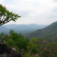 Thaïlande - à l'Est de Chiang Mai: Hot Spring et Muang On cave