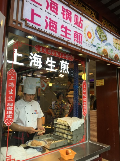 shanghai - dumpling - vieille ville