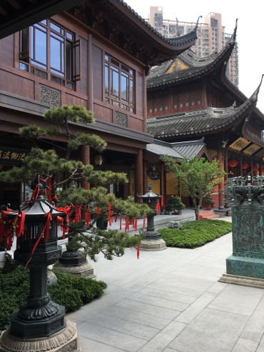 shanghai - jade buddha temple (1)