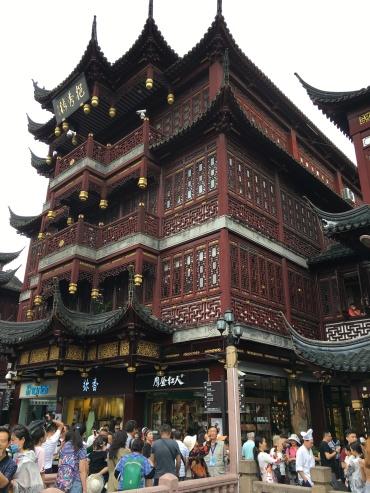 shanghai - vieille ville (1)