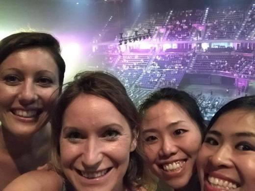 concert britney spears - bangkok impact arena - juin 2017
