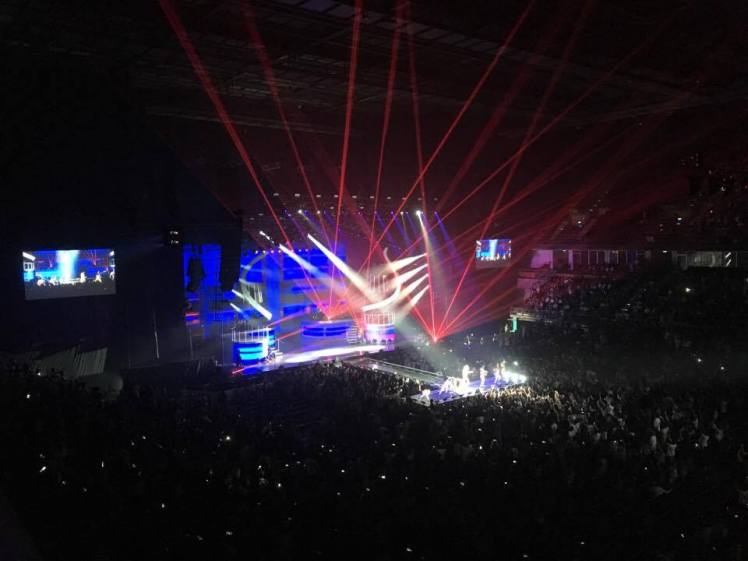 concert britney spears - impact arena bangkok - juin 2017