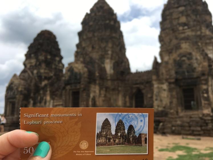 lopburi - temple PHRA PRANG SAN YOD (2)