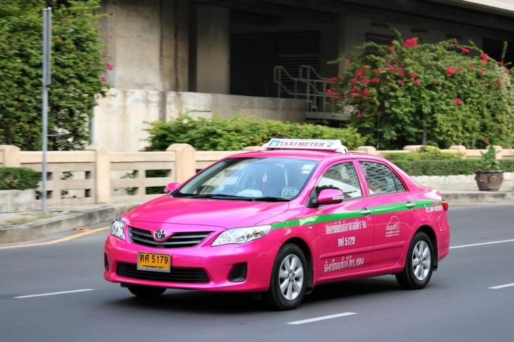 taxi bangkok meter