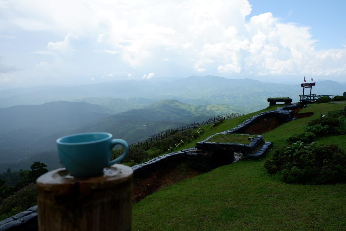 Thaïlande - au Nord de Chiang Rai: Doi Tung