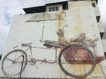 penang - georgetown - peintures facades (1)