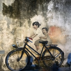 penang - georgetown - peintures facades (11)