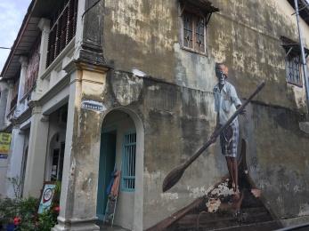 penang - georgetown - peintures facades (15)