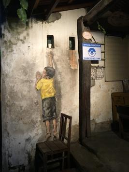 penang - georgetown - peintures facades (2)