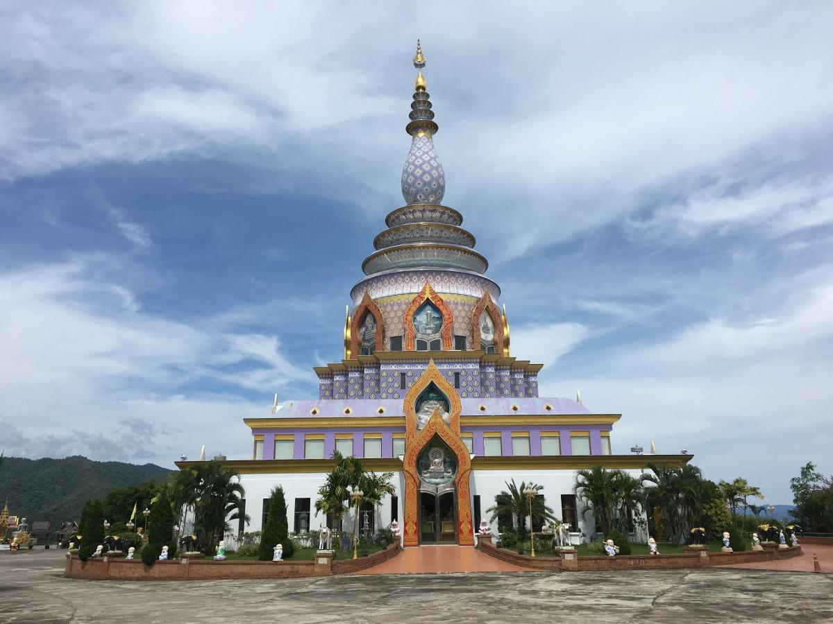 Thaïlande - au Nord de Chiang Rai: Thaton & Fang Hot Spring