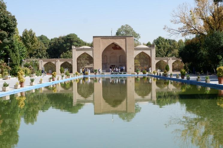 esfahan - chehel sotun palace - palais aux 40 colomnes (7)