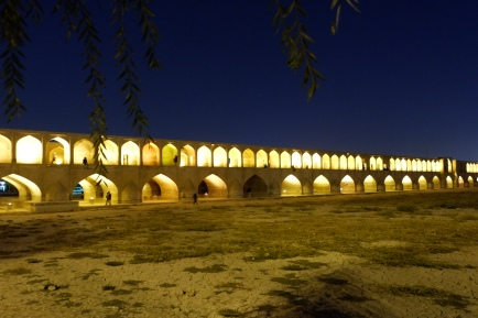 esfahan - pont si-o-seh bridge (1)