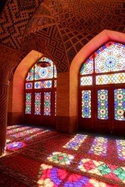 shiraz - pink mosque - nasir-al-molk (7)
