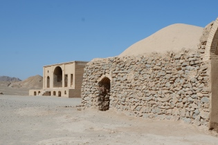 yazd - towers of silence (10)