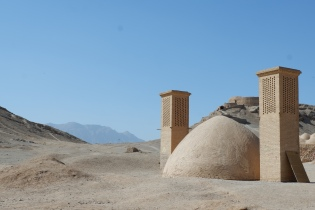 yazd - towers of silence (2)
