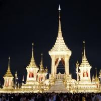 Bangkok - Crématorium Royal du roi Rama IX