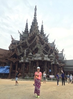 sanctuary of truth - pattaya (1)