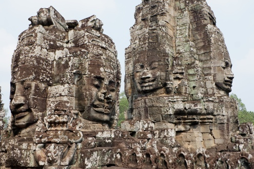bayon - angkor wat - siem reap (6)