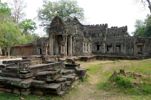 preah kahn - angkor wat - siem reap (1)