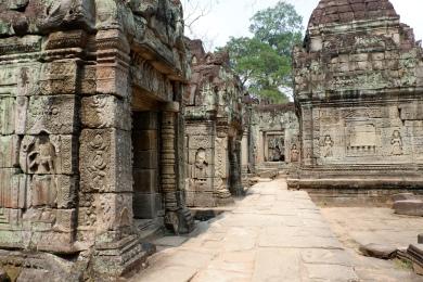 preah kahn - angkor wat - siem reap (4)