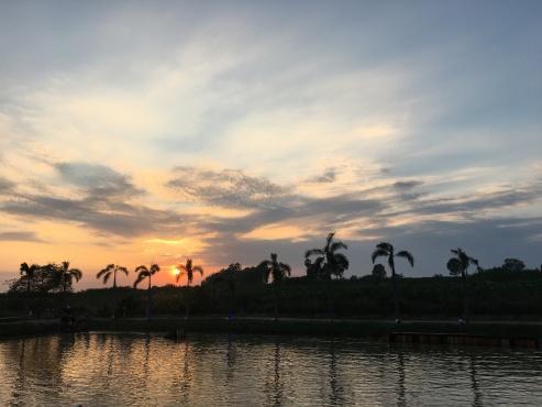 wonderfruit - aventure paddle sur le lac (1)