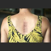 Faire un tatouage sur Bangkok
