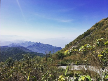 khao laen national parc - montagne (1)