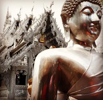 thailande - chiang mai - silver temple - wat sri suphan (1)