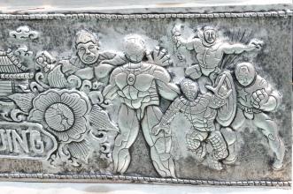 thailande - chiang mai - silver temple - wat sri suphan (2)