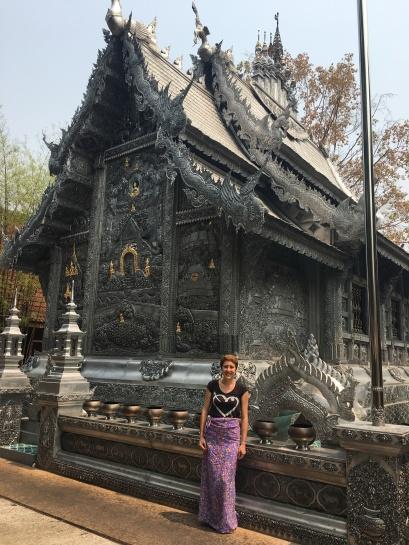 thailande - chiang mai - silver temple - wat sri suphan (3)