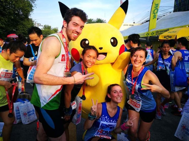 marathon bangkok 2