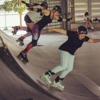 Bangkok - faire du roller (ou skateboard) sur Bangkok