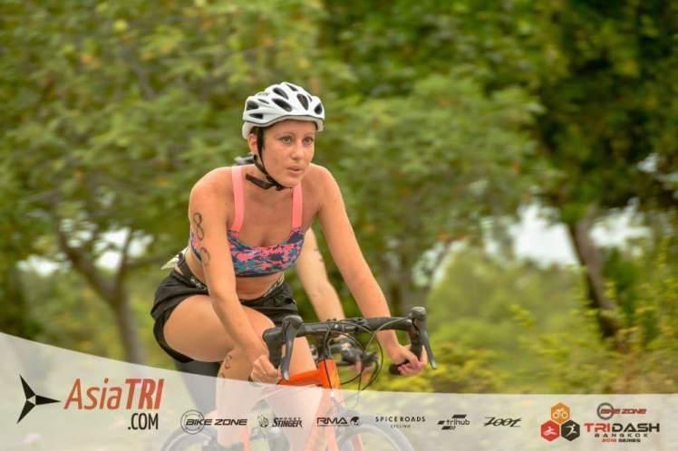 bangkok - course triathlon tridash - thailande