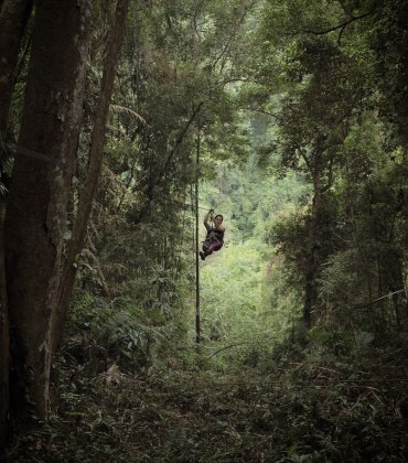 gibbon experience - laos - foret jungle - tyrolienne - elodithello (1)