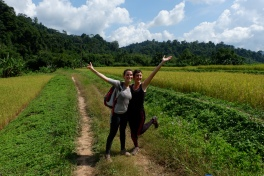 gibbon experience - laos - plaine - elodithello (3)