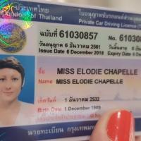 Obtenir son permis de conduire thaïlandais avec un permis de conduire français